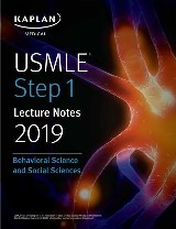 USMLE Step 1 Lecture Notes 2019: Behavioral Science and Social Sciences