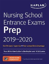 Nursing School Entrance Exams Prep 2019-2020
