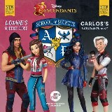 Disney Descendants: School of Secrets: Books 4 & 5