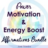 Power Motivation & Energy Boost - Affirmations Bundle