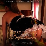 First Lesson in Deportment: A Submissive Maid Spanking Story