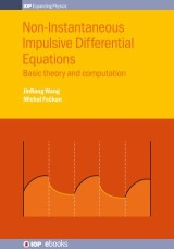 Non-Instantaneous Impulsive Differential Equations