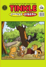 Tinkle Double Digest No  158