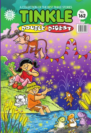 Tinkle Double Digest No  162