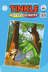 Tinkle Double Digest No  163