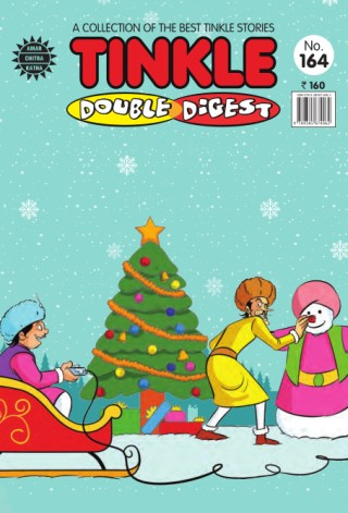 Tinkle Double Digest No  164