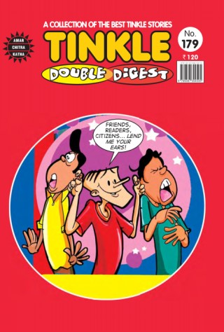 Tinkle Double Digest No  179