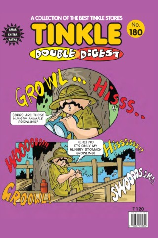 Tinkle Double Digest No  180