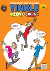 Tinkle Double Digest No  181