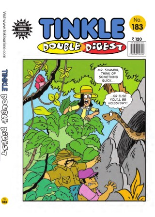 Tinkle Double Digest No  183