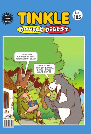 Tinkle Double Digest No  185