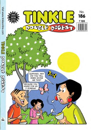 Tinkle Double Digest No  186