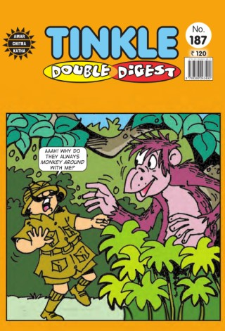 Tinkle Double Digest No 187