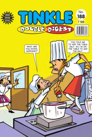 Tinkle Double Digest No 188