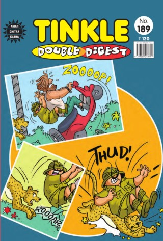 Tinkle Double Digest No 189