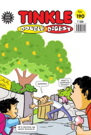Tinkle Double Digest No 190