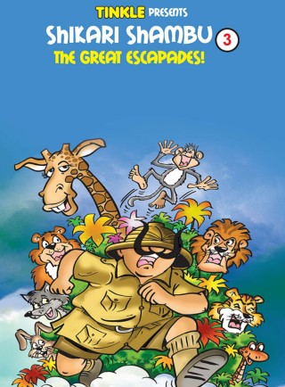 Shikari Shambu -3: In Great Escapades!