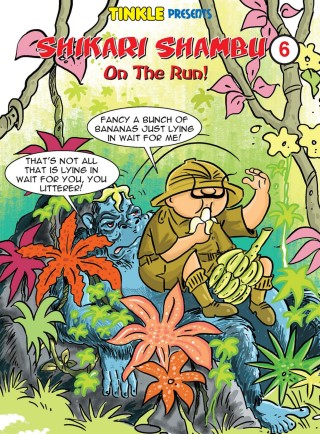 Shikari Shambu- 6: On the Run!