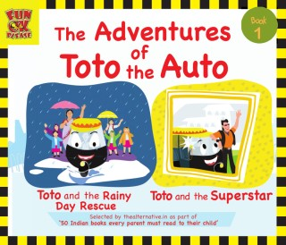 The Adventures of Toto the Auto Book 1