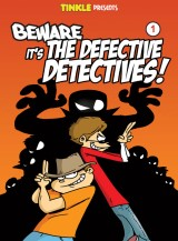 Beware Its The Defective Detectives #1
