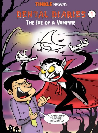 Dental Diaries 1 - The Ire Of A Vampires