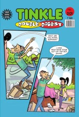 Tinkle Double Digest No: 201
