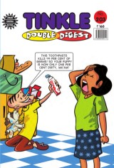 Tinkle Double Digest No: 203