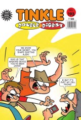 Tinkle Double Digest No - 193