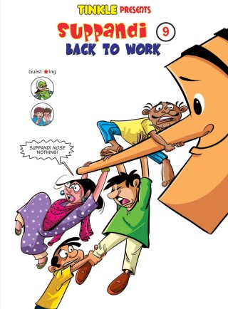 Suppandi 09: Back to Work