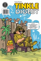 Tinkle Digest No: 342