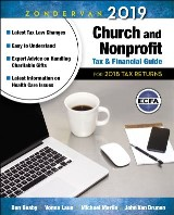 Zondervan 2019 Church and Nonprofit Tax and Financial Guide
