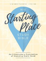 NIV, Starting Place Study Bible, eBook