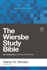 NKJV, Wiersbe Study Bible, Red Letter Edition, Ebook