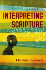 A Guide to Interpreting Scripture