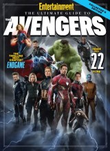 "Entertainment Weekly The Ultimate Guide to the Avengers (No ""4"")"