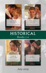 Historical Box Set 1-4/Daring to Love the Duke's Heir/The Determined Lord Hadleigh/The Highborn Housekeeper/The Rake's Enticing Proposal