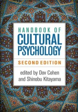 Handbook of Cultural Psychology, Second Edition