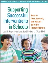 Supporting Successful Interventions in Schools