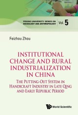 Institutional Change and Rural Industrialization in China