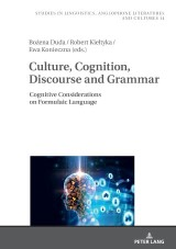 Culture, Cognition, Discourse and Grammar