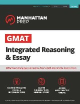 GMAT Integrated Reasoning & Essay