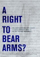 A Right to Bear Arms?