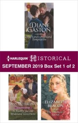 Harlequin Historical September 2019 - Box Set 1 of 2