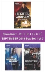 Harlequin Intrigue September 2019 - Box Set 1 of 2