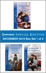 Harlequin Special Edition December 2019 - Box Set 1 of 2