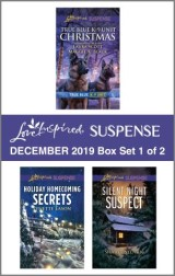 Harlequin Love Inspired Suspense December 2019 - Box Set 1 of 2