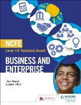 NCFE Level 1/2 Technical Award in Business and Enterprise