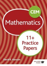 CEM 11+ Mathematics Practice Papers