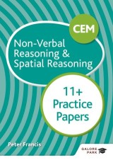 CEM 11+ Non-Verbal Reasoning & Spatial Reasoning Practice Papers