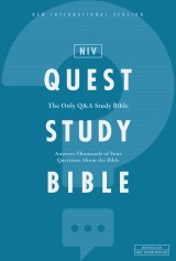 NIV, Quest Study Bible, eBook